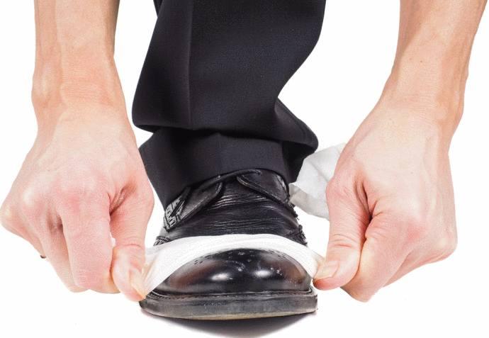 10 astuces pour cirer ses chaussures sans cirage