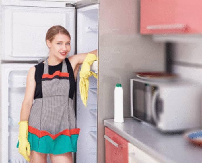 meilleurs produits pour nettoyer son frigo