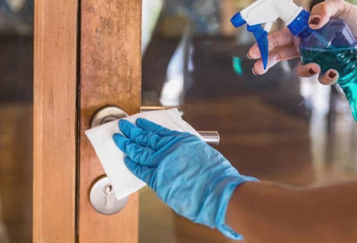 desinfection interieur avec des désinfectants naturels