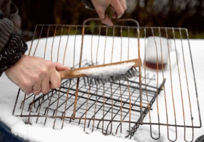 Enlever la rouille tout pratique - Comment nettoyer la rouille ...