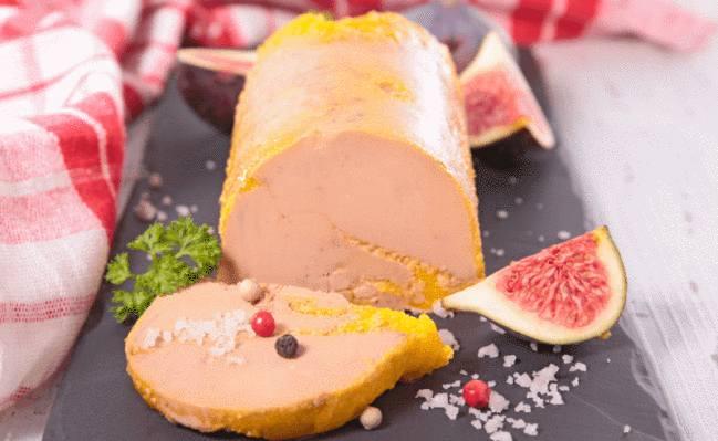 foie gras - comment servir le foie gras