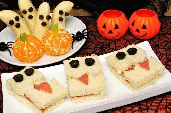 Halloween r ussir la f te d halloween tout pratique - Idee menu halloween ...