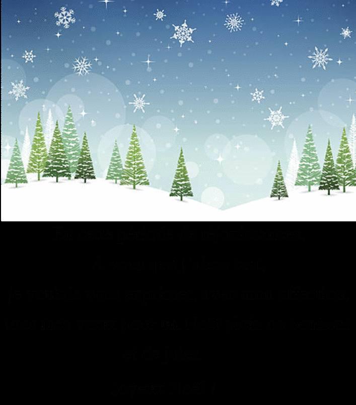 Quelle Carte Quel Texte Pour Souhaiter Un Joyeux Noel Tout