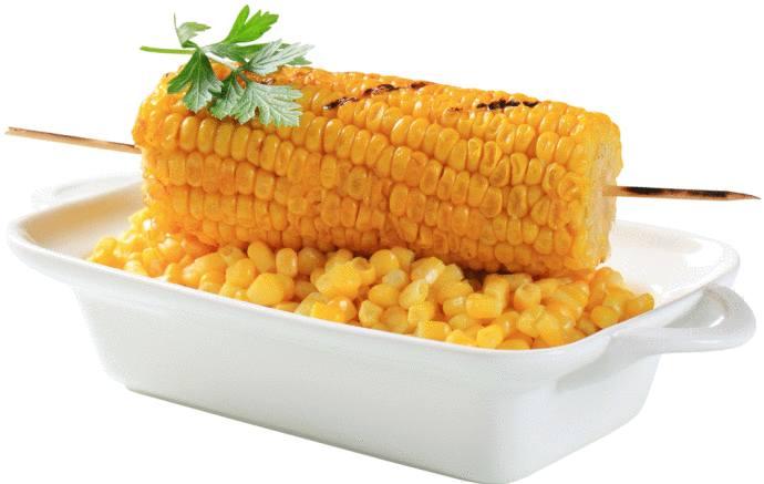 maïs en épi ou en grain