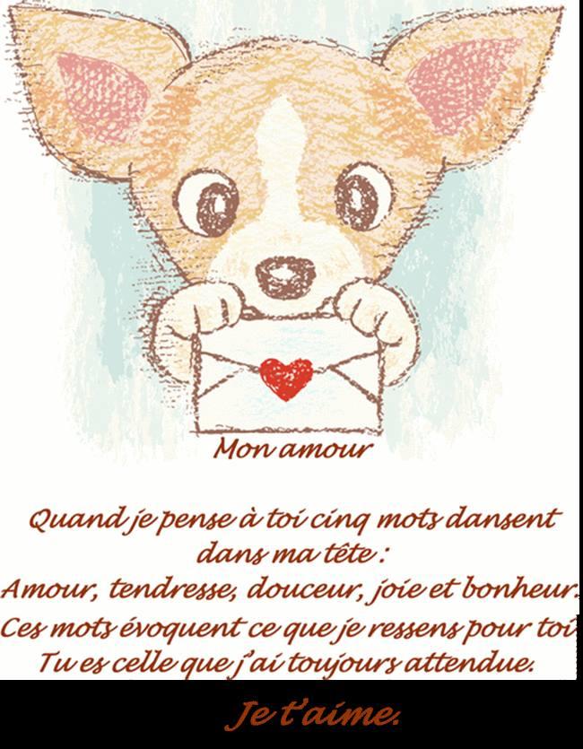 message texte pour la saint valentin