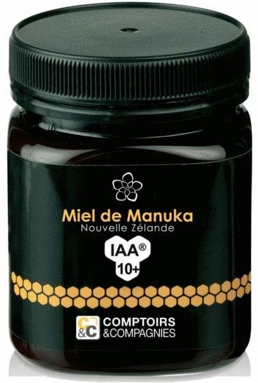 miel de manuka pour soigner cicatrice, boutons et rhume