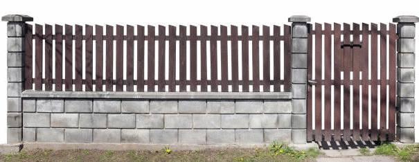 nettoyer cloture et portail bois composite