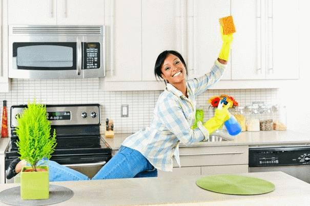 désinfecter et nettoyer