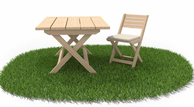Awesome table de jardin en teck entretien images awesome - Comment nettoyer un salon de jardin en teck ...