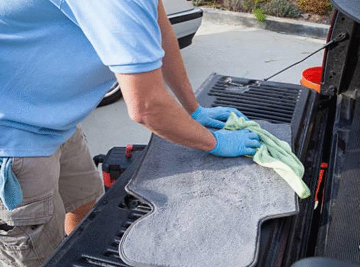nettoyer tapis de voiture
