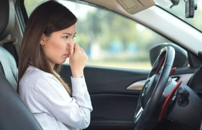 enlever les odeurs dans la voiture tout pratique