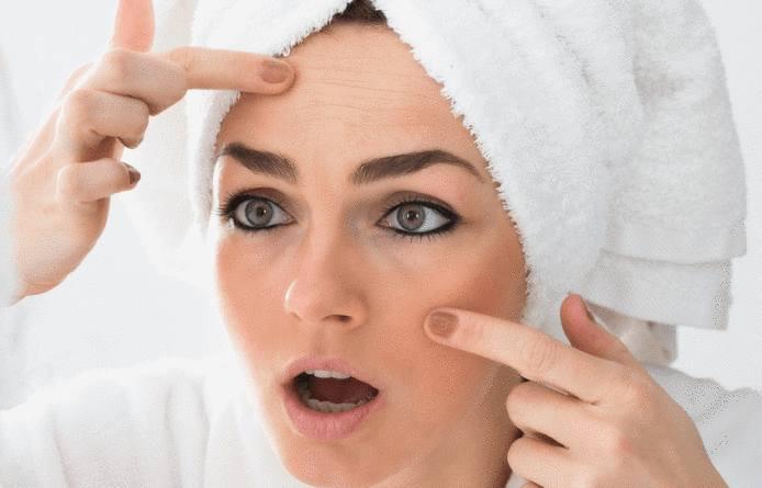 masque pour nettoyer la peau grasse