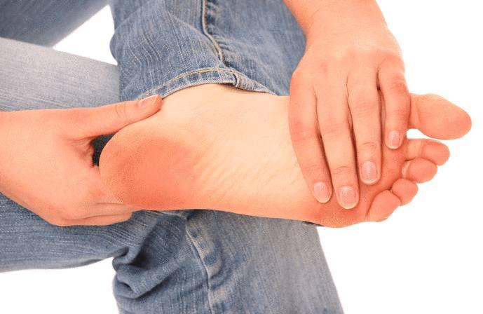 massage des pieds : réflexologie plantaire
