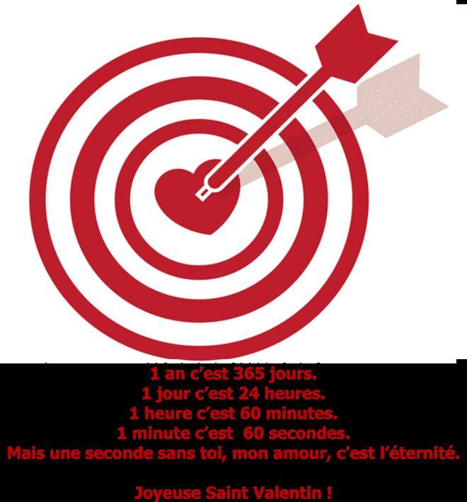 Saint valentin texte message et carte de saint - Image st valentin gratuite ...