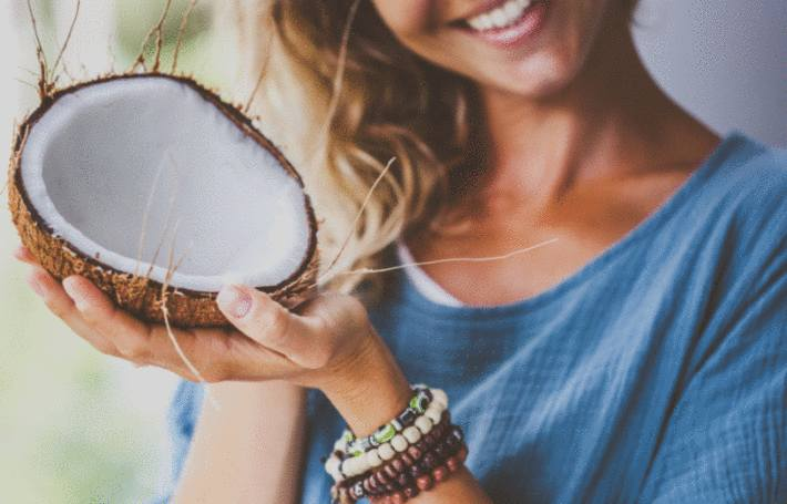 bienfait noix de coco