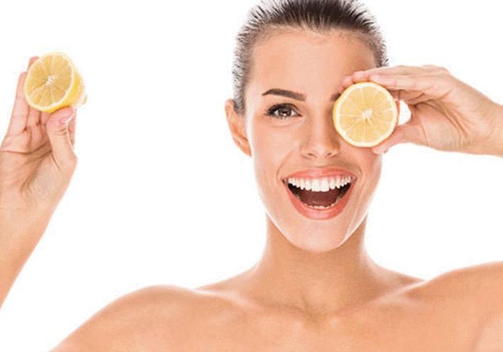 bienfaits du citron sur la beauté