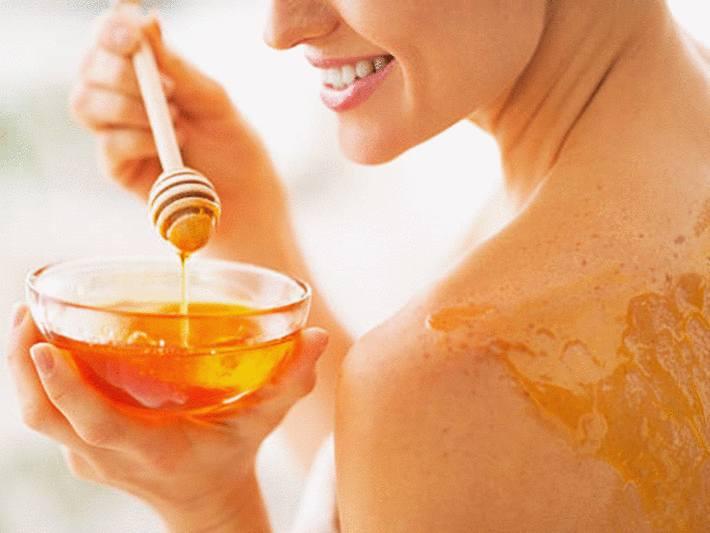 comment utiliser le miel pour guérir les blessures