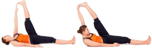 sciatique exercice