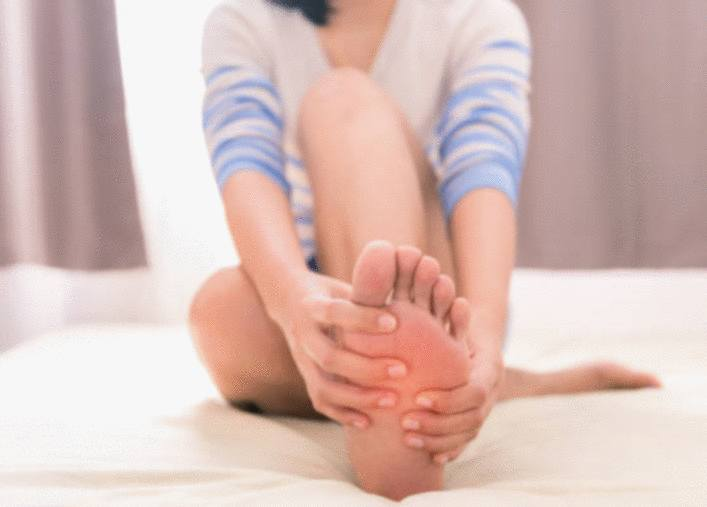 astuces soins des pieds