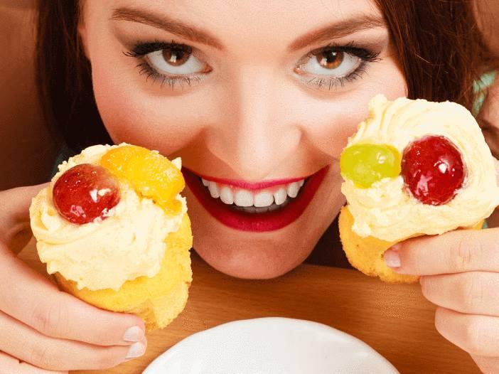 manger gras et sucré