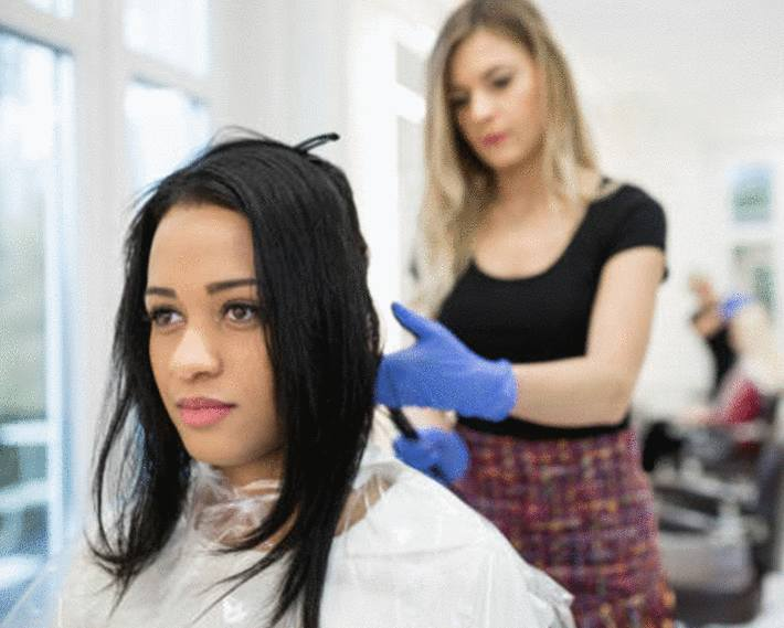 comment rattraper une coloration cheveux ratée