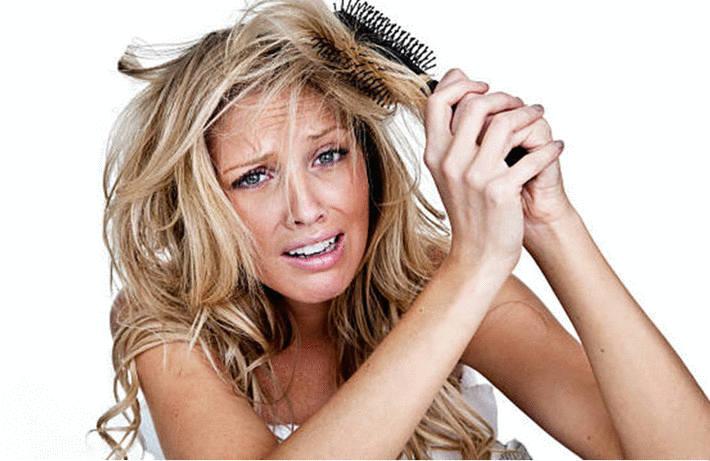 Brosser cheveux