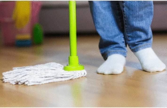 Nettoyer le lino (linoléum)