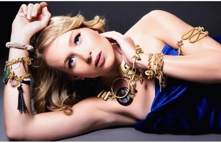 Nettoyer bijoux en or