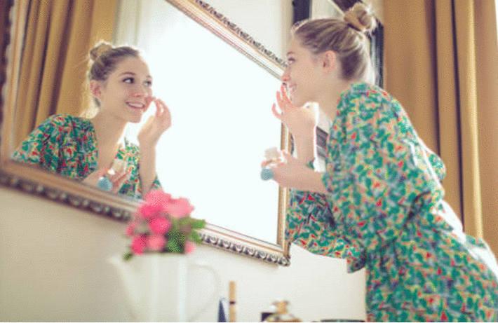 Nettoyer un miroir