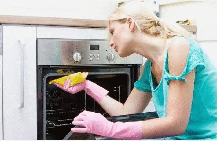 Nettoyer Un Four Tout Pratique