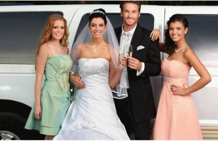 Témoin à un mariage