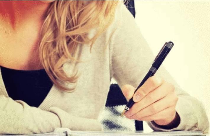Quand faut-il écrire une lettre à la main