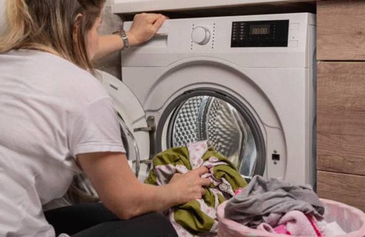 Sécher linge et vêtements en machine