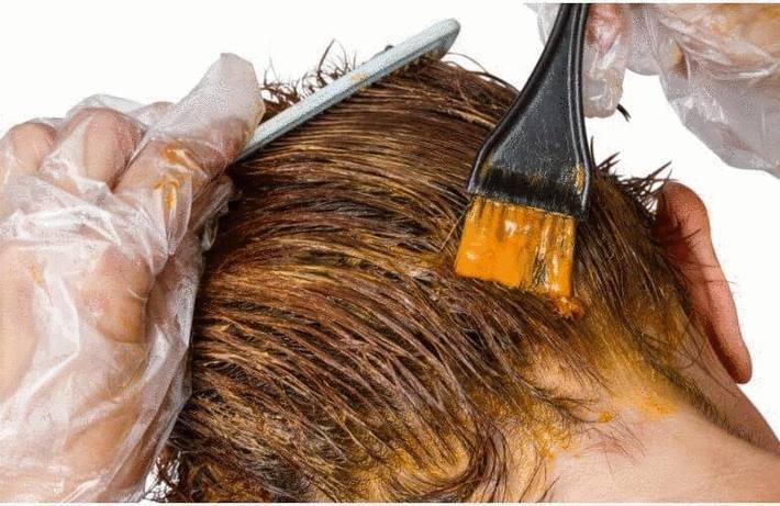 Retirer teinture cheveux sur la peau