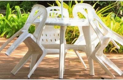 Comment nettoyer meuble jardin plastique - Tout pratique