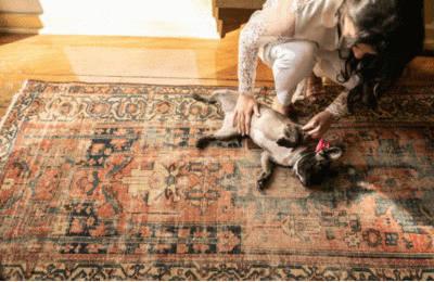 Comment nettoyer un tapis en soie tout pratique - Comment nettoyer un tapis en coco ...