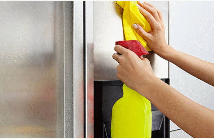 Nettoyage de son frigo