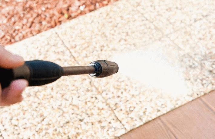 Comment Nettoyer Une Terrasse Dalles Gravillons Tout Pratique