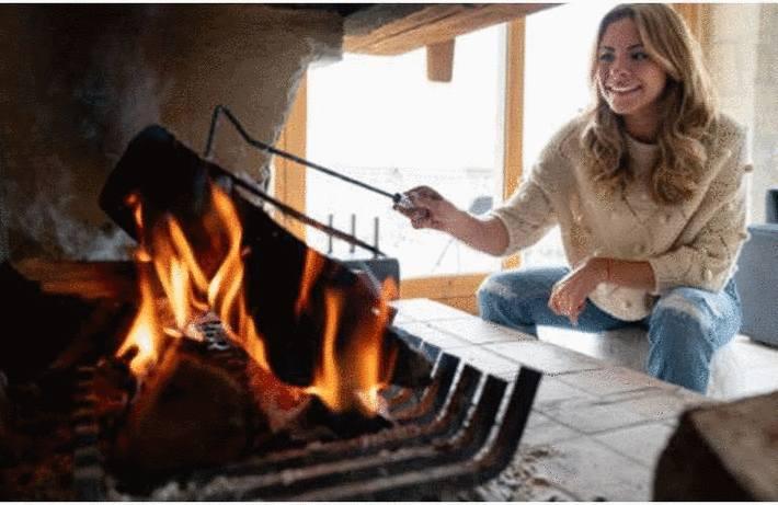 Nettoyer les accessoires de cheminée