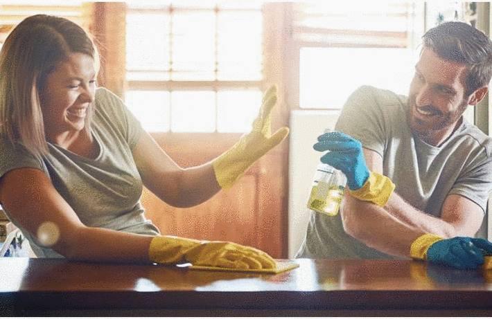 Comment faire le ménage