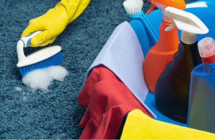 Top des 3 meilleures astuces pour nettoyer un tapis