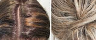 Decoloration cheveux noirs eau oxygenee