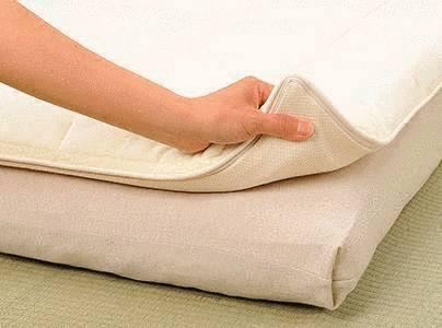 Comment nettoyer un futon tout pratique - Comment nettoyer l urine sur un matelas ...