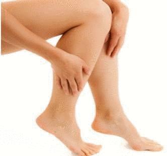 Crampes dans les jambes - Tout pratique