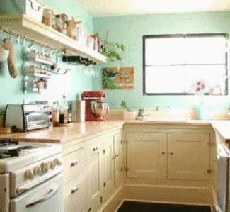 Aménager une petite cuisine - Tout pratique