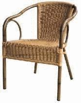 Entretenir et nettoyer un siège en rotin ou en bambou - Tout pratique