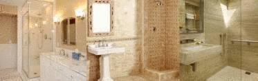 salles de bain beige