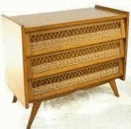 Nettoyer un meuble en rotin ou en paille - Tout pratique