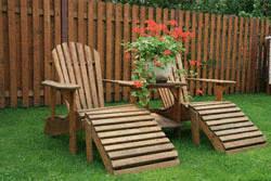 Nettoyer meubles de jardin - Tout pratique