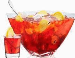 Recette punch tout pratique for Cocktail 50 personnes